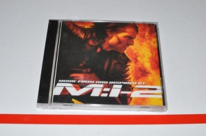 Music From And Inspired By M:I-2 CD NEW