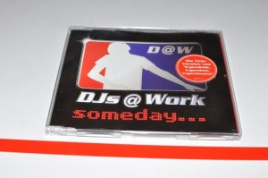 DJs @ Work – Someday... MAXI-CD Używ.