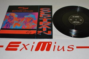 "WestBam Presents Rhythum Asyllum – Cold Train ( AUTOGRAF - WestBam ) 12"" Używ."