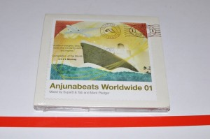 Super8 & Tab And Mark Pledger - Anjunabeats Worldwide 01 2xCD Nowa