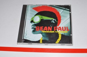 Sean Paul – Tomahawk Technique CD ALBUM Używ.