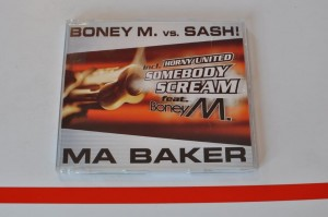 Boney M. / Horny United – Ma Baker / Somebody Scream Maxi-CD Używ.