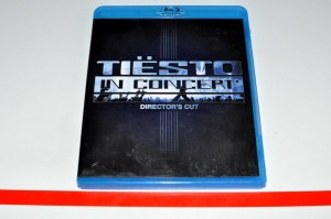 Tiesto – Tiesto In Concert (Director's Cut) Blu-ray Używ.