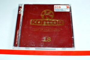 Kontor - Top Of The Clubs Volume 18 Mixed by Markus Gardeweg / Ferry Corsten / Nightwatchers 2xCD Used