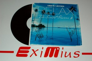 "Blank & Jones - Relax (The Sunset Sessions 2) 12"" LP AUTOGRAF Nowa"