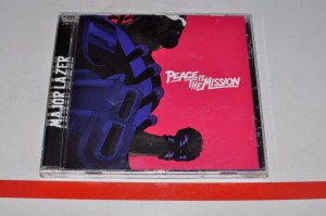 Major Lazer - Peace Is The Mission CD ALBUM Używ.