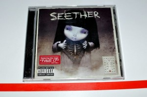 Seether – Finding Beauty In Negative Spaces CD ALBUM Używ.