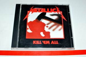 Metallica – Kill 'Em All CD Album Used