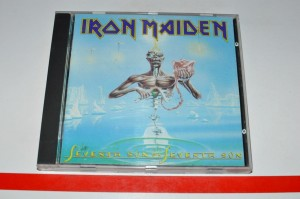 Iron Maiden – Seventh Son Of A Seventh Son CD Album Używ.