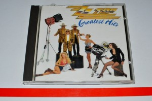 ZZ Top – Greatest Hits CD