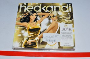 Hed Kandi The Mix: 2008 3xCD Używ.