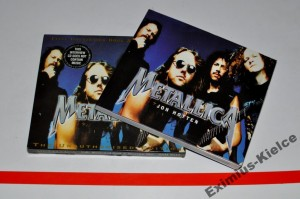 Metallica – Fully Illustrated Book & Interview Disc CD