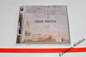 Heath Hunter – Urban Warrior CD ALBUM Używ.