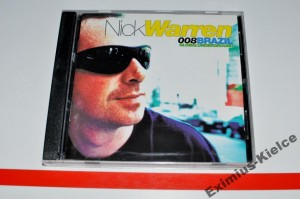 Nick Warren - Global Underground 008: Brazil 2xCD Używ