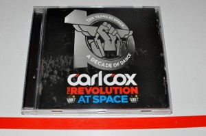 Carl Cox - Carl Cox At Space: The Revolution 2xCD Nowa