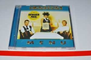 Cantina – Menu CD ALBUM Używ.
