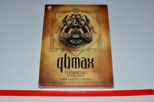 Qlimax - Immortal Essence CD + DVD + Blu-ray Nowa