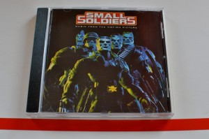Small Soldiers (Music From The Motion Picture) CD Used