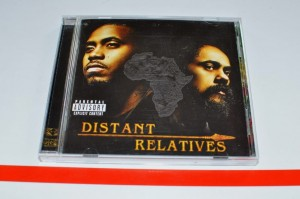 Nas & Damian Marley - Distant Relatives CD ALBUM Używ.