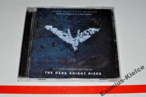 Hans Zimmer – The Dark Knight Rises (Original Motion Picture Soundtrack) CD ALBUM Używ.