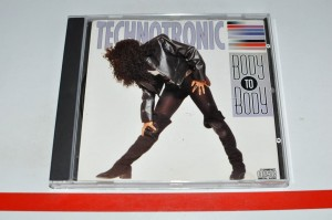 Technotronic – Body To Body CD Album Używ.