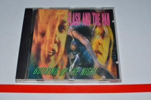 Flash And The Pan - Burning Up The Night CD ALBUM Używ.
