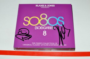 Blank & Jones – So80s (Soeighties) 8 AUTOGRAF 3xCD Nowa