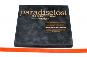 Paradise Lost - In Requiem CD Limited CD Album Used