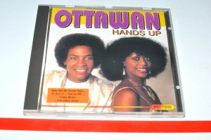 Ottawan - Hands Up CD Album Używ.