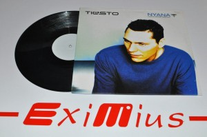 "Tiesto - Nyana (Limited Edition Sampler) 2x12"" LP Używ."