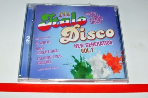 ZYX Italo Disco New Generation Vol. 7 2xCD Nowy