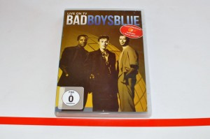 Bad Boys Blue - Live On TV DVD Używ.
