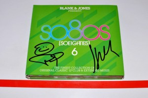Blank & Jones – So80s (Soeighties) 6 AUTOGRAF 3xCD Nowa