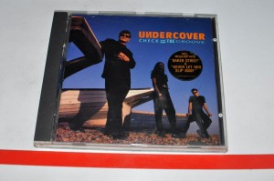 Undercover - Check Out The Groove CD ALBUM Używ.