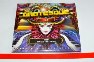 RAM / Sean Tyas / Vini Vici - Grotesque 250 2xCD New
