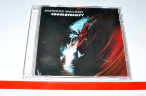Stewart Walker - Concentricity CD Album Używ.