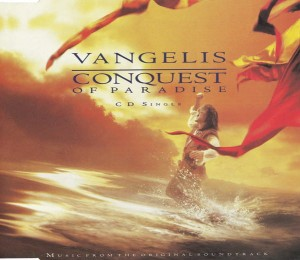 Vangelis– Conquest Of Paradise MAXI-CD Used