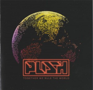 Push - Together We Rule The World 2xCD Album Nowa