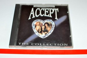 Accept – The Collection CD Album Używ.