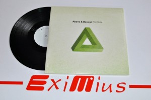 Above & Beyond - Tri-State 2xLP New
