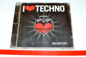 Tomaz – I Love Techno 2002 CD Używ.
