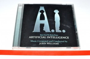 John Williams - AI: Artificial Intelligence (Music From The Motion Picture) CD Album Używ.