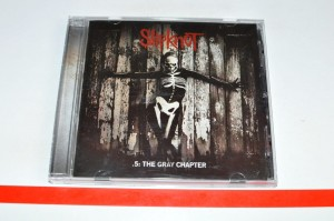 Slipknot – .5: The Gray Chapter CD Album Used