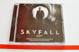 Thomas Newman - Skyfall (Original Motion Picture Soundtrack) CD ALBUM Używ.