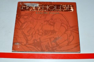 Harthouse Compilation Chapter 3 - Axis Of Vision CD Używ.