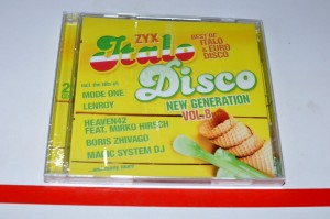 ZYX Italo Disco New Generation Vol. 8 2xCD Nowy