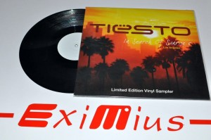 "Tiesto – In Search Of Sunrise 5 - Los Angeles 2x12"" LP Używ."