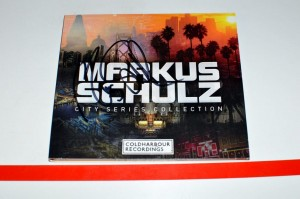 Markus Schulz - City Series Collection CD AUTOGRAF CD Nowa