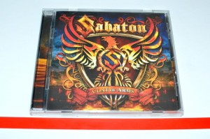 Sabaton - Coat Of Arms CD Album Used