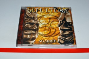 Sepultura – Against CD Album Używ.